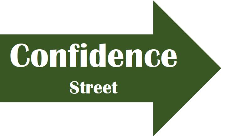 Confidence street 1